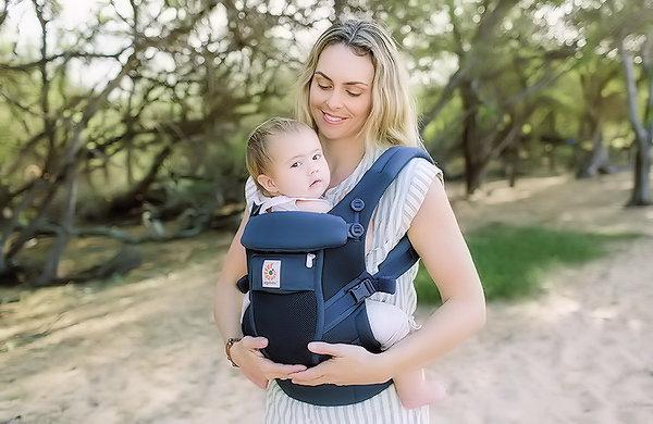Эргорюкзаки для малышей
