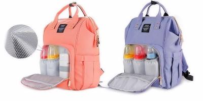 8 причин покупки специальной сумки или рюкзака для мам