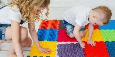 Ортопедические коврики для детей — зачем нужны и какой выбрать